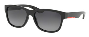 Prada New Polarized Classic SPS 03Q 1AB5W1 Free 3 Day Shipping Made In Italy