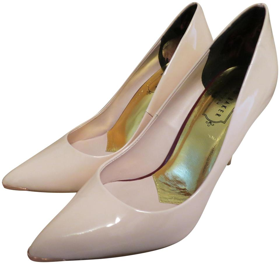 b379301a8 Ted Baker Nude Pink Neevo Pumps Size US 7 Regular (M