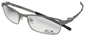 Oakley New OAKLEY Eyeglasses TINCUP OX3184-0454 54-17 135 Powder Steel Frames