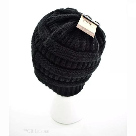 5a687b63f89 C.C. Exclusives C.C EXCLUSIVES CABLE KNIT WARM BEANIE