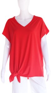 Lisette L Tee Top Red
