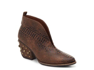 Coconuts Western Animal print Boots