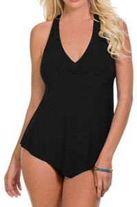 Miraclesuit Magicsuit Solid Taylor DD Cup Tankini Top