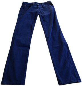 AG Adriano Goldschmied Cobalt Skinny Casual Straight Leg Jeans