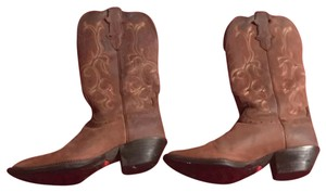 Justin Boots Brown Boots