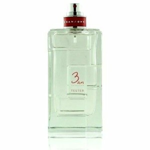 Sean John 3 AM BY SEAN JOHN FOR MEN-EDT-3.4 OZ-100 ML-TESTER-USA