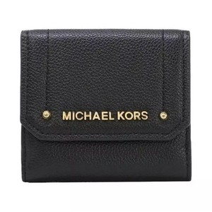 Michael Kors Authentic Michael Kors leather trifold card case , ID and coin case wallet