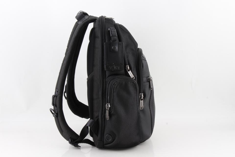 2039ecb16 Tumi Alpha Bravo Nellis - Black Nylon Backpack - Tradesy