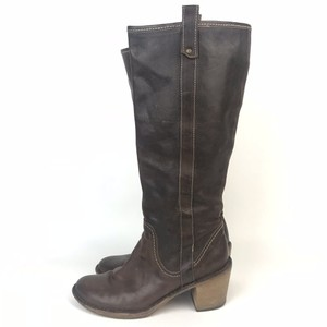 Fiorentini + Baker Leather Brown Boots