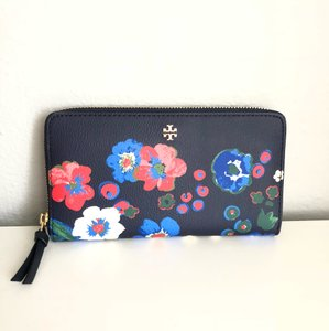 """Tory Burch Tory Burch """"Pansy Bouquet""""Wallet"""