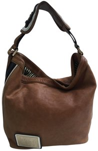 Gianni Notaro Tote with Attached Wallet Genuine Leather Hobo Bag ... 8c38b931319ae