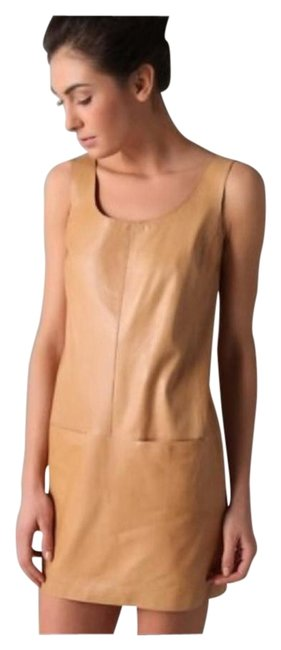 Preload https://img-static.tradesy.com/item/24305437/vince-camel-butterscotch-soft-leather-tank-mini-short-casual-dress-size-6-s-0-3-650-650.jpg