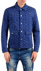Versace Jeans Collection Blue Jacket