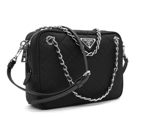Prada Handbag Messenger Shoulder Cross Body Bag