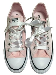 Converse Baby Pink Athletic