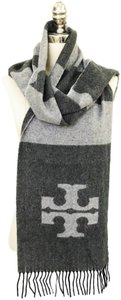 Tory Burch CASHMERE and WOOL SCARF