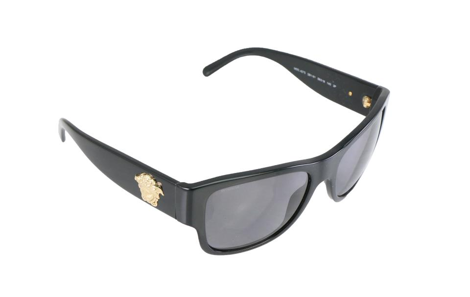 38e57f6738c Versace Black Medusa Head Ve4275 Sunglasses - Tradesy