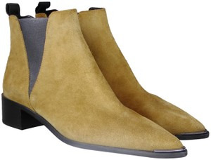 Acne Studios Pointed Toe Jensen Camel Boots