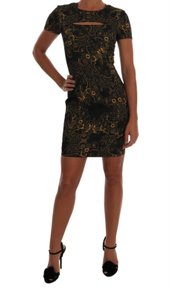 Versace Jeans Collection Bgdr1176 Dress