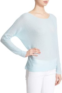 Joie Cashmere Soft Lofty Sheer Sweater