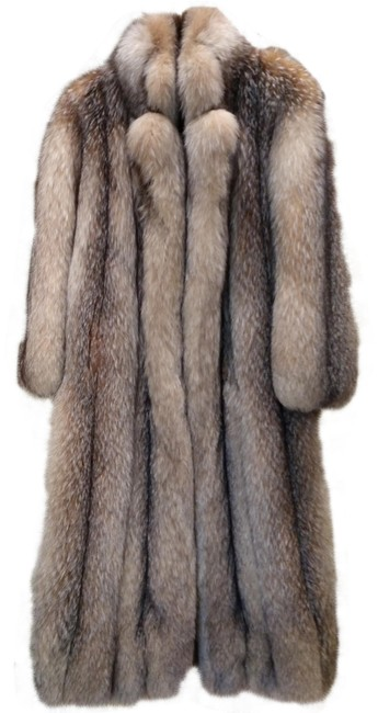 Item - Brown Fox From Coat Size 8 (M)