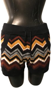 Missoni for Target Dress Shorts Brown with multi color
