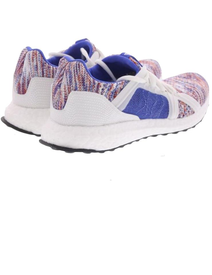 a1c5790d531 adidas By Stella McCartney HI-RES BLUE   CORE WHITE   DARK CALLISTO  Athletic Image. 12345