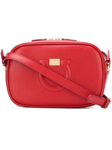 8f7e9820c0 Salvatore Ferragamo SALVATORE FERRAGAMO Gancio City crossbody bag