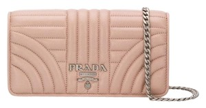 Prada Wallet Cross Body Bag