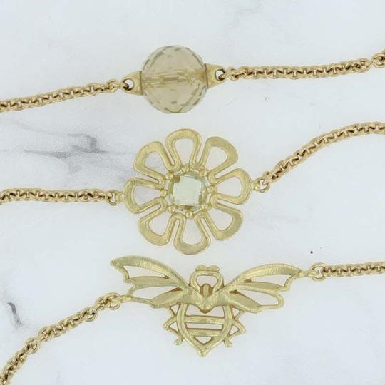 Paul Morelli Flowers & Bees Necklace 36