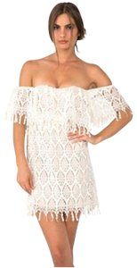 Stone Cold Fox Lace Floral Dress