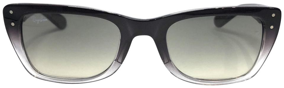 5b0b997a55 Ray-Ban Purple Clear Vintage New Condition Rb 4148 823 32 Free 3 Day  Shipping Sunglasses