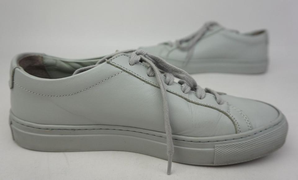 137d36736156 Common Projects Grey Achilles Low Sneakers Sneakers Size EU 35 ...