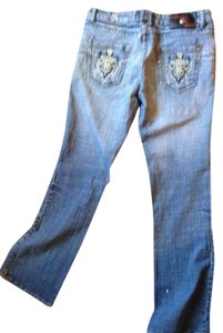 J star Relaxed Fit Jeans-Medium Wash