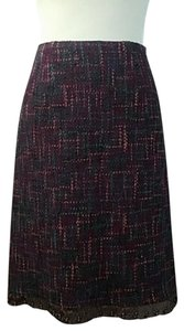 Kate Hill Skirt Purple Multi-Color