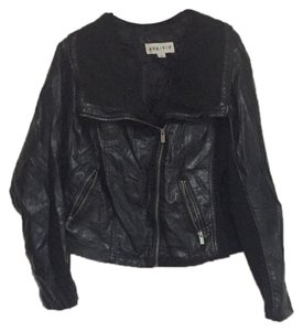 Ava & Viv Leather Jacket