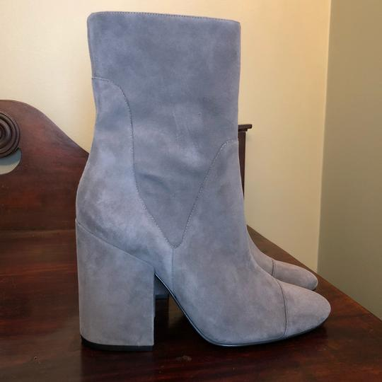 Kendall + Kylie Gray Boots