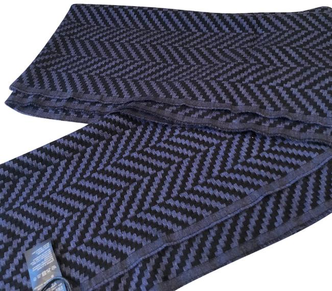Item - Blue Navy Ahe1102 Scarf/Wrap