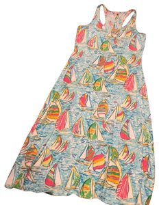 you gotta regatta Maxi Dress by Lilly Pulitzer