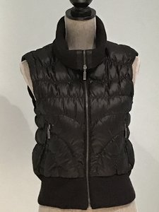 Express Down Vests Size Small Winter Cardigan