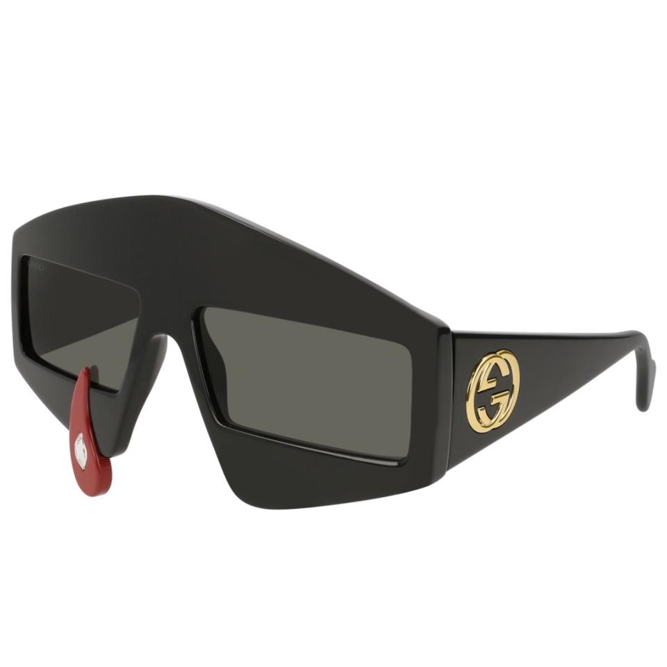 077104c6d2f Gucci Black Gg0359s Teardrop Hollywood Forever Limited Edition Sunglasses