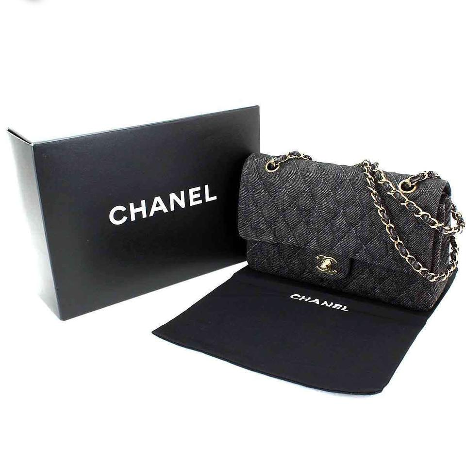 bf1fd0677dc68d Chanel Classic Flap 2.55 Reissue Vintage Classic Quilted Rare Dark ...