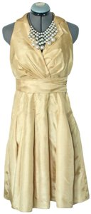Evan Picone Fit And Flare Vintage 50s Pleated Dress