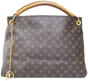 Louis Vuitton Artsy Canvas Hobo Bag