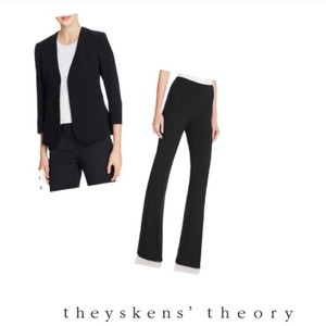 Theyskens' Theory Flare Pants