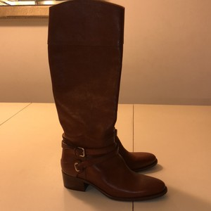 Ralph Lauren Collection Caramel Boots