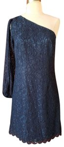 Navy Blue Maxi Dress by Laundry by Shelli Segal