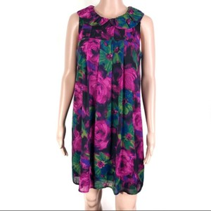AGB short dress Purple/Pink on Tradesy