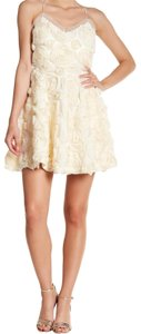 Cream Maxi Dress by Laundry by Shelli Segal