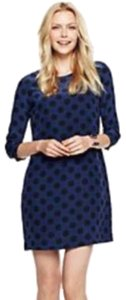 C. Wonder short dress blue and black on Tradesy